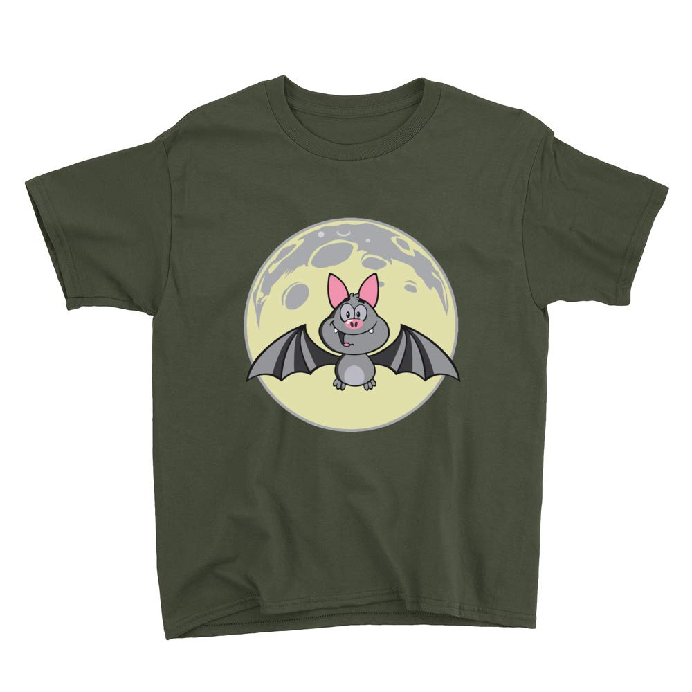 Subblime Bat Halloween Youth T-Shirt