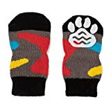 #8: Pet Heroic Anti-Slip Knit Dog Socks&Cat Socks with Rubber Reinforcement, Anti-Slip Knit Dog Paw Protector&Cat Paw Protector for Indoor Wear, Suitable for Small&Medium Sizes of Dogs&Cats