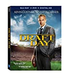Draft Day on Digital HD Aug 19, VOD Aug 29, Blu-ray Combo Sep 2