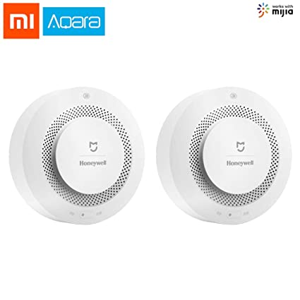 Xiaomi Mijia Honeywell Detector de Humo Audible Visual Fire ...