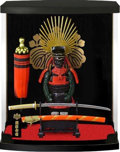 Authentic Samurai Figure/figurine: Armor Series (-Toyotomi Hideyoshi)