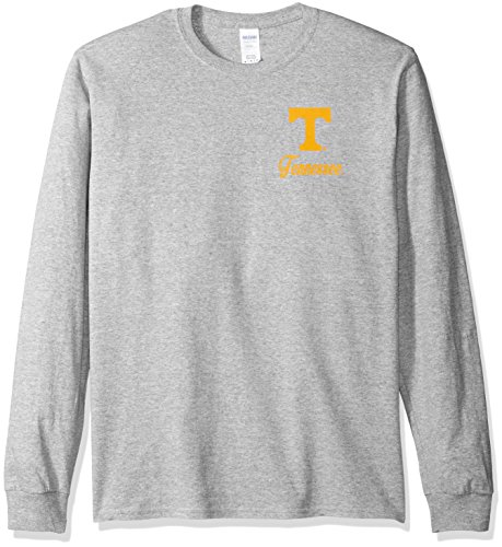 Volunteers Long Sleeve Tennessee (NCAA Home Team Long Sleeve, Tennessee Volunteers, Large)