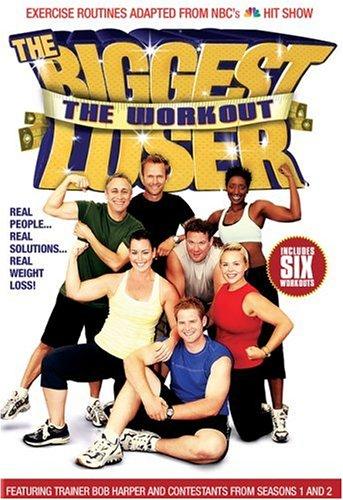 The Biggest Loser Workout: Volume 1 Bob Harper Alison Sweeney Jillian Michaels Dolvett Quince