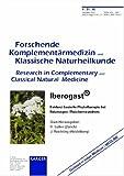 img - for Iberogast : Evidenz-basierte Phytotherapie bei Reizmagen- /Reizdarmsyndrom (Forschende Komplementarmedizin Und Klassische Naturheilkunde/Research in ... Medicine 2002, Suppl. 1) (German Edition) book / textbook / text book