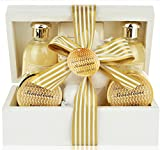 Spa Gift Basket for Women & Teens: Sensational Bath & Body Spa Kit, Mothers Day Gift for Mom & Wife! Sulfate Free Bubble Bath, Body Butter, Bath Bombs & More! Best Gift Ideas for Women!