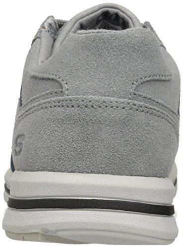 Skechers da uomo Doren-Fraser Casual Scarpe Gray