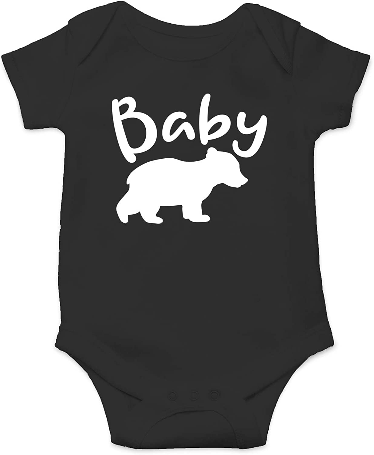 Baby Bear- Novelty Gift - Funny Cute Infant Creeper, One-Piece Baby Bodysuit