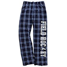 Field Hockey Columbia Blue Lounge Flannel Pant with Pockets
