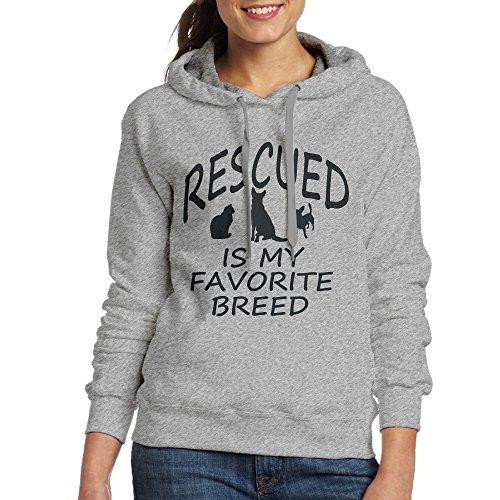 Bekey Women's Animal Rescue Transport Hoodie Jacket XXL - Toms Near Shop Me