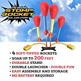 The Original Stomp Rocket Dueling Rockets, 4