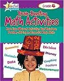 Brain-Boosting Math Activities, Jennifer Nichols, 0439408040