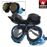 (USA Warehouse) MAD SCIENTIST GHOSTBUSTERS COSTUME GOGGLES GLASSES -/PT# HF983-1754415981