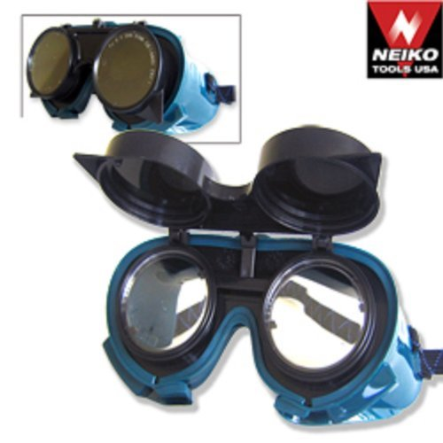 (USA Warehouse) MAD SCIENTIST GHOSTBUSTERS COSTUME GOGGLES GLASSES -/PT# HF983-1754415981 by na