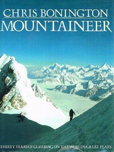 Mountaineer Thirty Years Climbing Worlds