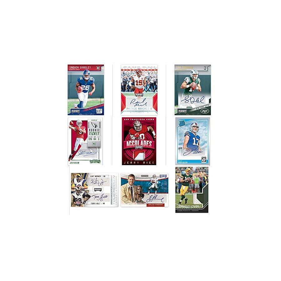 2018 Panini Playoff NFL Football HOBBY box (12 pk)