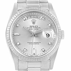 Rolex Day-Date automatic-self-wind mens Watch 18239 (Certified Pre-owned)