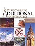 img - for Discovering Additional Mathematics book / textbook / text book