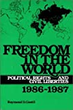 Freedom in the World: Political Rights and Civil Liberties 1986-1987