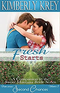 Fresh Starts by Kimberly Krey ebook deal