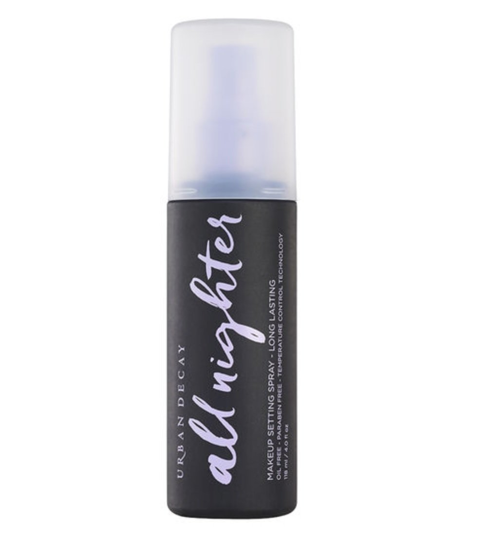 Urban Decay All Nighter Make Up Setting Spray 4  Ounce Full Size