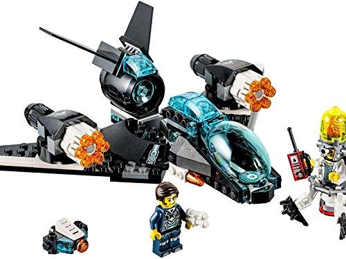 LEGO Ultra Agents Ultrasonic Showdown Review (70171)
