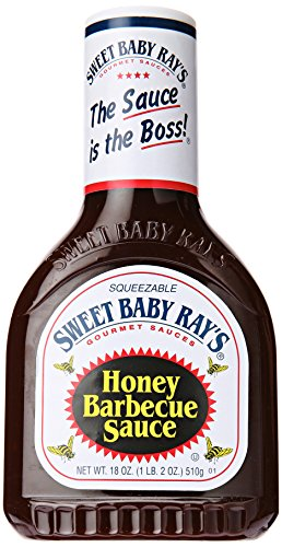 Sweet Baby Ray's Honey BBQ Sauce - 18 oz