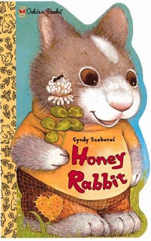 (Honey Rabbit (Sturdy Shape Book))