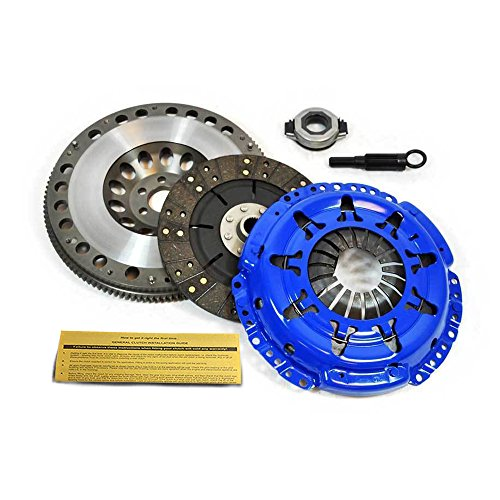EFT STAGE 1 CLUTCH KIT+RACE FLYWHEEL fits 02-06 SENTRA ALTIMA 2.5L QR25DE SPEC-V (Flywheel Spec)