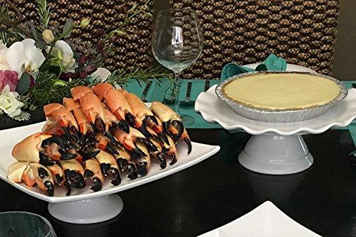 Fresh Florida Stone Crabs & Key Lime Pie - Medium - 5 lbs. -