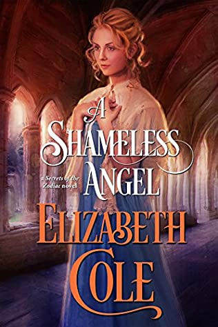 book cover of A Shameless Angel