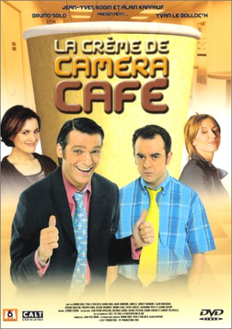 La Crème de Caméra café - Best of [Francia] [DVD]: Amazon.es ...