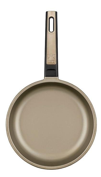 BRA Terra - Sartén 30 cm, aluminio fundido con antiadherente Teflon Selectaptas para todo tipo de cocinas incluida inducción: Amazon.es: Hogar