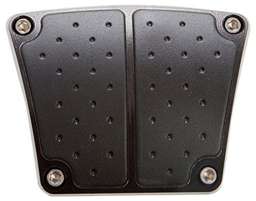 CLAYTON EB-P1-G Parking Brake Pedal Pad Cover Gray ()