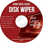 Ralix Hard Drive Disk Wiper 32/64 Bit - Compatible With Windows, Mac, and Linux – Hard Drive Eraser (Latest Ve
