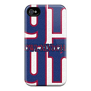 Waterdrop Snap-on New York Giants Cases For Iphone 6plus
