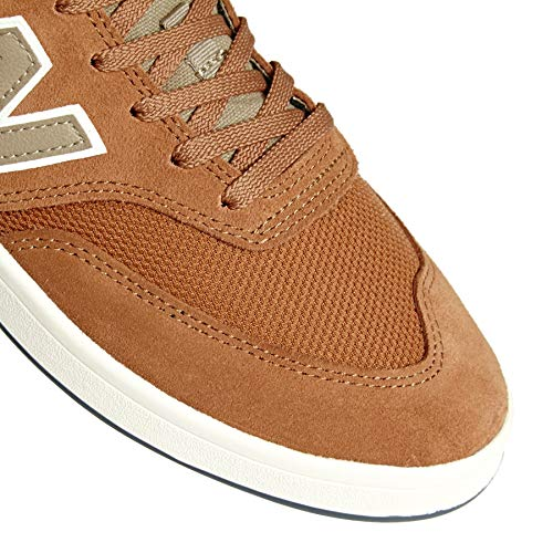 Brun Baskets Balance 617 Fauve Homme New Mode zBP0w