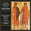 Prokofiev / St Louis So / Slatkin - Alexander Nevsky Op 78 / Scheherazade Op 35 [DVD-Audio]