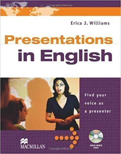 Book Presentations in English: Student's Book DVD Pack by Erica Williams (2008)