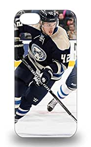 Fashion Design Hard 3D PC Case Cover NHL Columbus Blue Jackets Artem Anisimov #42 Protector For Iphone 5/5s ( Custom Picture iPhone 6, iPhone 6 PLUS, iPhone 5, iPhone 5S, iPhone 5C, iPhone 4, iPhone 4S,Galaxy S6,Galaxy S5,Galaxy S4,Galaxy S3,Note 3,iPad Mini-Mini 2,iPad Air )