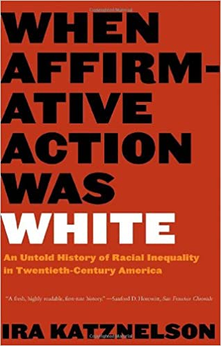 Affirmative action?