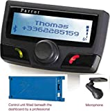 PARROT CK3100/PF150035AC BLUETOOTH-ENABLED HANDS-FREE CAR KIT WITH LCD