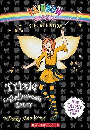Buy Rainbow Magic Special Edition: Trixie the Halloween Fairy Book ...