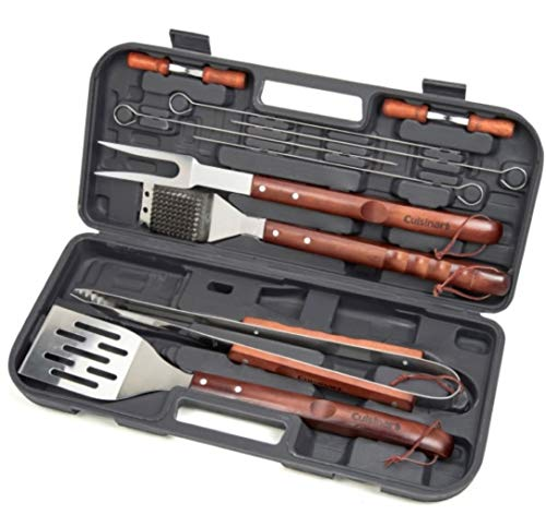 Cuisinart CGS-W13 Wooden Handle Tool Set (13-Piece)