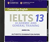 Cambridge IELTS 13 Audio CDs (2): Authentic Examination Papers (IELTS Practice Tests)