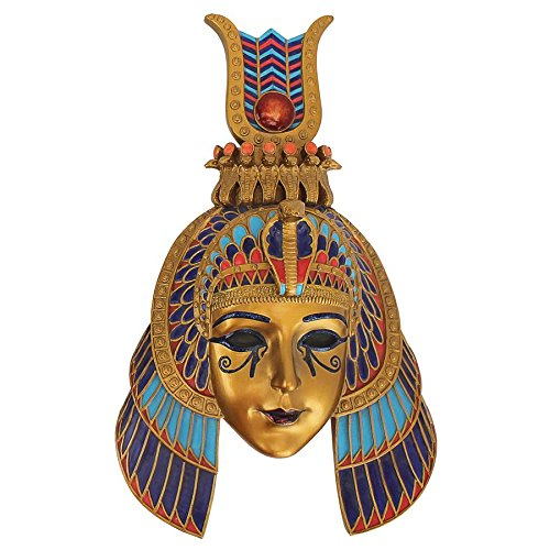 Madison Collection Egyptian Queen Wall Mask