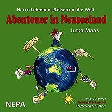 Abenteuer in Neuseeland (Herrn Lehmanns Reisen um die Welt 2) Hörbuch von Jutta Maas Gesprochen von: Henning Krautmacher