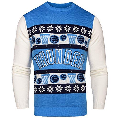 3976c64fd1a Oklahoma City Thunder Ugly Sweaters