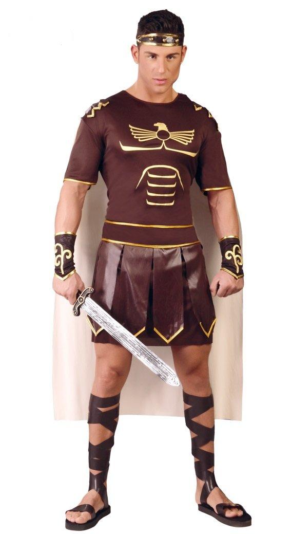 Fiestas Guirca Costume Romain Adulte Gladiateur  Amazon.fr  Sports et  Loisirs a4b04b11904