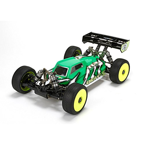 Team Losi 8IGHT-E 4.0 4WD Electric Buggy Kit (1/8 Scale) (Plate Losi Team Chassis)