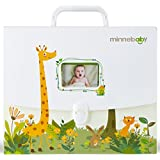 Baby Document Organizer, Baby Briefcase with 12 Folders...